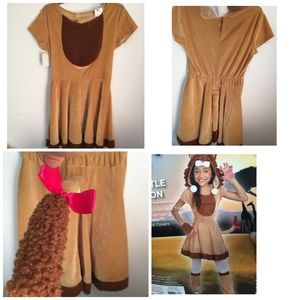 Other - Little lion Girls Dress up Costume Size Large